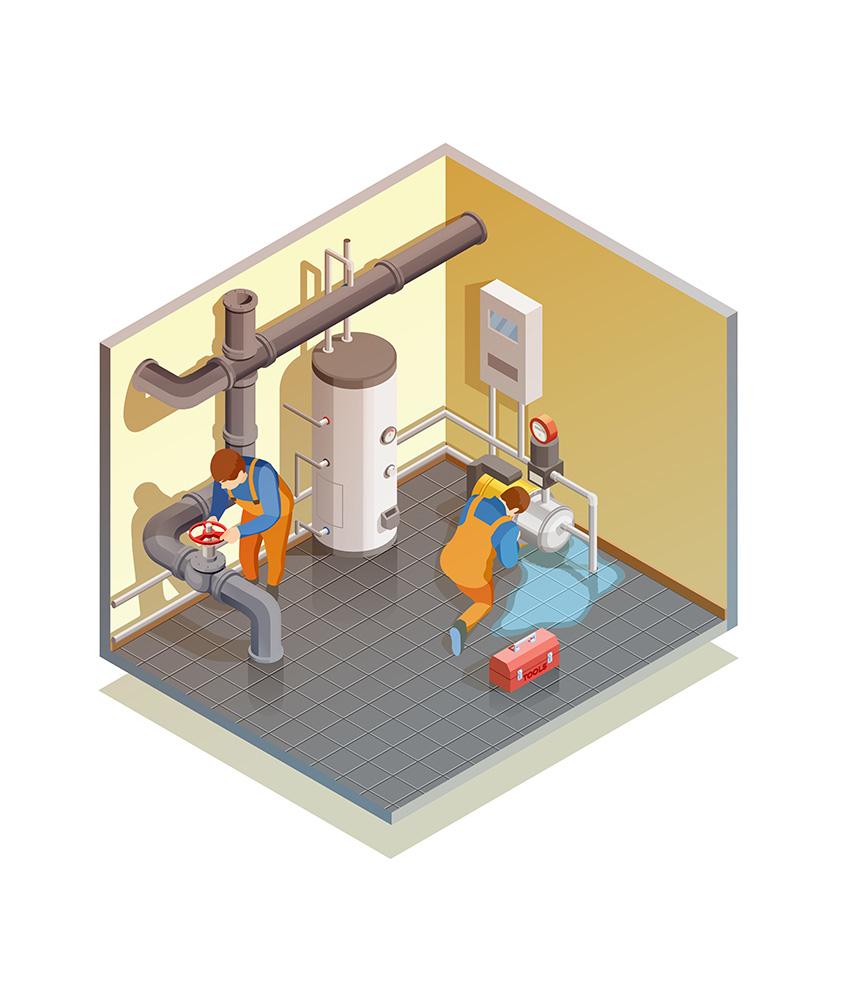 Vagus Haustechnik - Sanitärarbeiten, Reparaturen