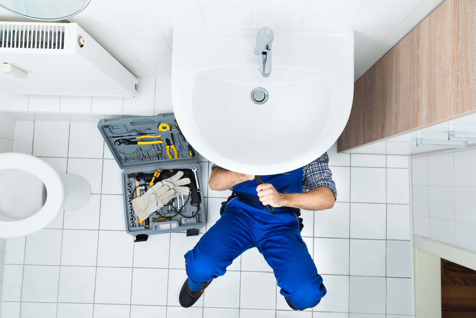 VAGUS HAUSTECHNIK - Repararturarbeiten im Sanitärbereich