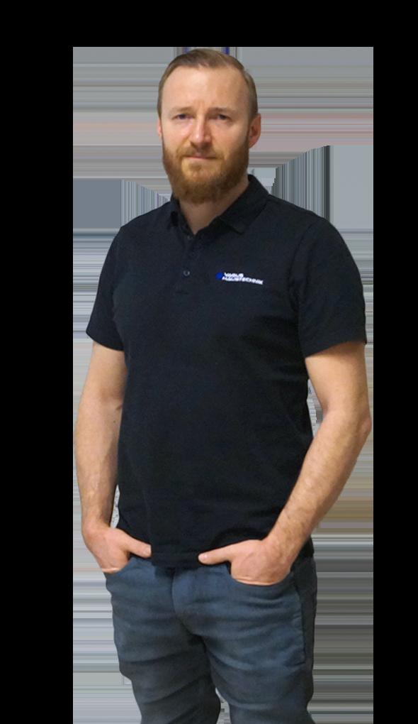 VAGUS HAUSTECHNIK - Geschäftsführer Mathias Kühl